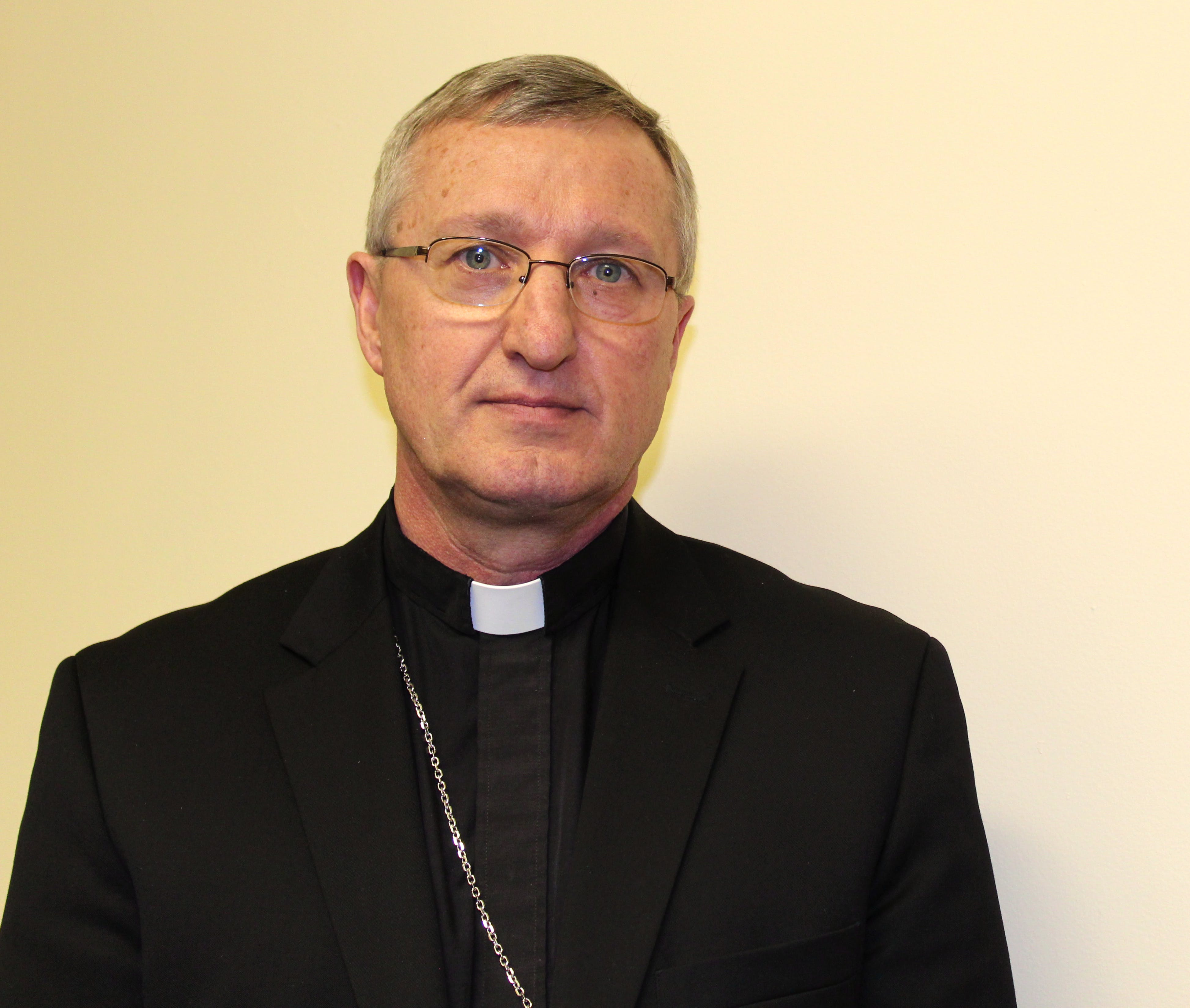Archbishop Peter Hundt of the Diocese of St. John's. Telegram file photo