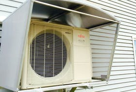 If the application is successful, Newfoundland and Labrador residents could avail of energy efficiency financing for upgrades, such as installation of a heat pump. -SALTWIRE NETWORK FILE PHOTO