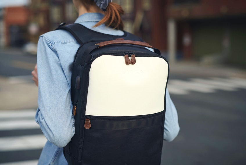The Maya is a backpack designed for women. — Chris Crockwell photo