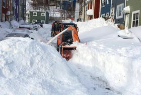 St. John's city councillors say many lessons were learned from Snowmageddon, which brought the city to a standstill in January last year, and some things need to be done better the next time such a state of emergency happens. — TELEGRAM FILE PHOTO