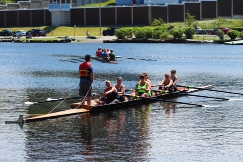 The Royal St. John's Regatta has been cancelled for the first time in 80 years due to the COVID-19 pandemic. FILE PHOTO