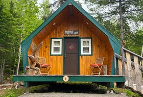 The River Nest Wilderness Cabins in Murray River, N.S.