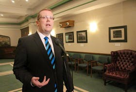 Mount Pearl chief administrative officer Steve Kent has been on a paid leave of absence since October, and to date has been paid more than $122,000 while an investigation related to his workplace conduct continues. TELEGRAM FILE PHOTO