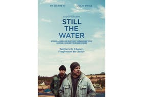 This is the movie artwork for Still The Water.