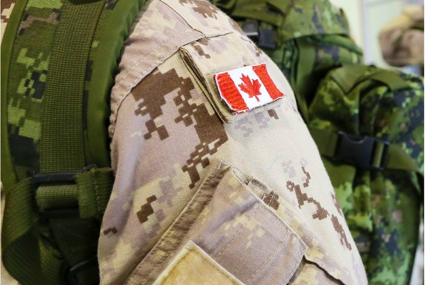 File photo: Canadian Armed Forces.