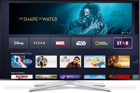 Star, a new home for streaming content within Disney+, brings a bevy of new content to the growing platform, including TV shows and movies from 20th Century Fox, Fox Searchlight, Hulu and more.  - DISNEY