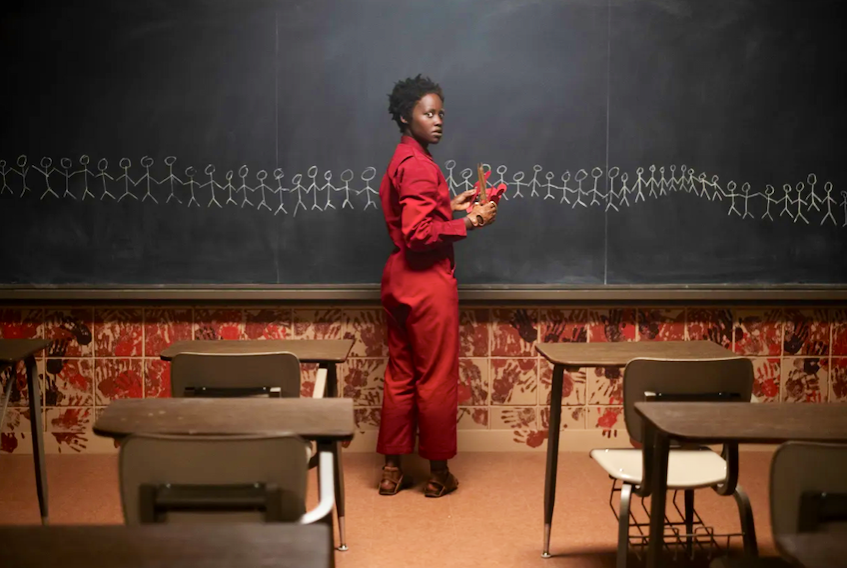 The excellent horror film Us, written and directed by Jordan Peele, is available on Crave (with the movies + HBO add-on) until Feb. 15.   MONKEYPAW PRODUCTIONS