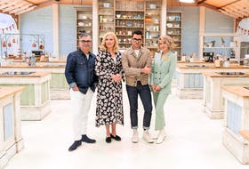 The Great Canadian Baking Show, available on Netflix and CBC Gem, is just the sort of low-stakes, reality competition you might need right now.  CBC