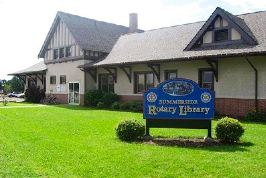 Summerside's Rotary Regional Library
