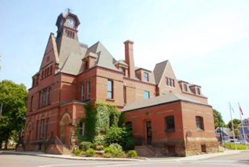 ['Summerside City Hall.']