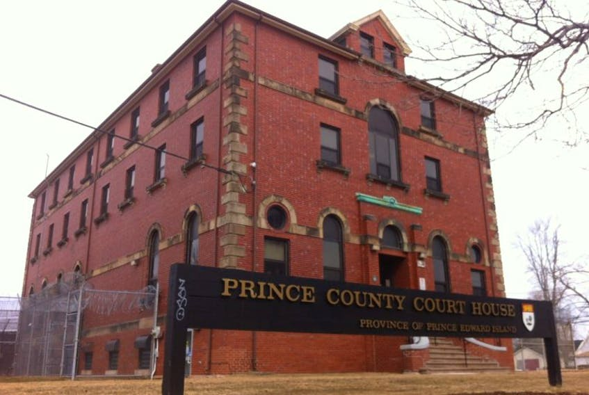 Summerside Provincial Court House. Journal Pioneer file photo