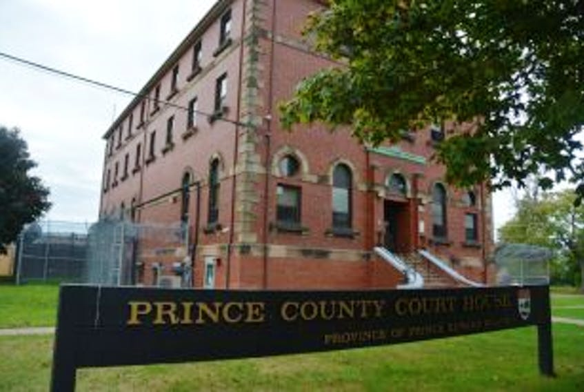 ['Summerside Provincial Courthouse.']