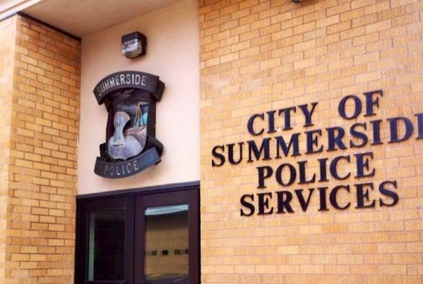 Summerside police station