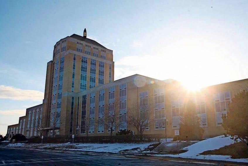 Sunshine over Confederation Building