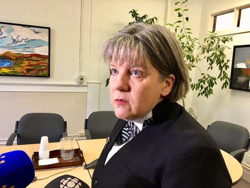 Lawyer Lynn Moore. - SaltWire Network file photo