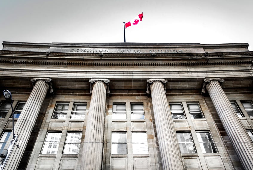 The Canada Revenue Agency's offices in Toronto. Peter J. Thompson/Postmedia