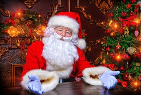 SaltWire's newest holiday tradition will include weekly readings by Santa Claus every Friday in December this year.
