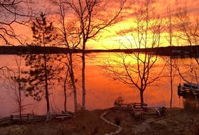Coral Kincaid snapped this stunning sunset photo last evening in Upper LaHave, N.S. Readers sent many photos to SaltWire Network's chief meteorologist Cindy Day on social media.