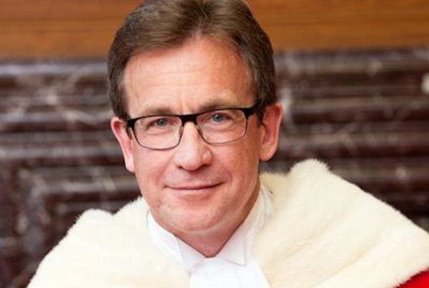 Supreme Court Justice Clement Gascon