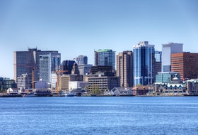 The Halifax skyline