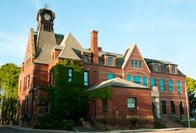 Summerside City Hall.