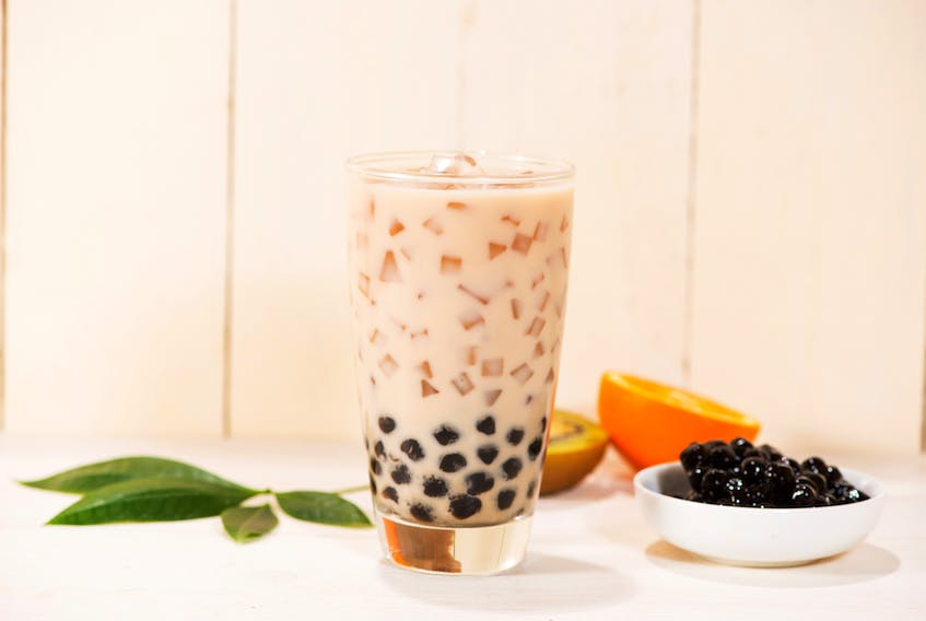 A Taiwanese invention aims to reduce bubble tea waste by eliminating the need for a straw.