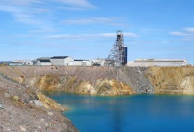 The Buchans ore mine opened in 1928 and closed in 1984. Buchans Resources Ltd. is hoping there's more life in the site and has brought a Swedish company on board to assess its potential. — Contributed