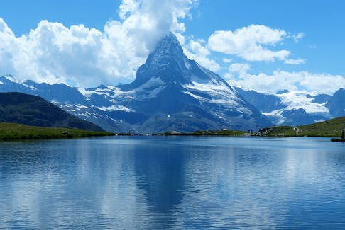 A clear view of the spectacular Matterhorn isn't guaranteed, especially if your Zermatt visit is a quick one. - Gretchen Strauch