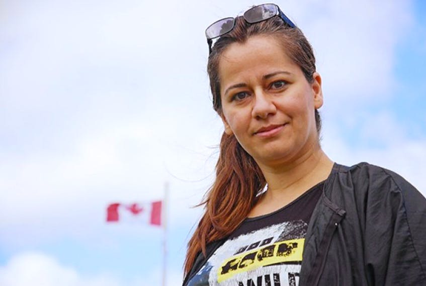 """<span>Syrian native Luba Kaboush, who lives in Charlottetown, says the process is """"too slow'' in getting four of her family members to P.E.I. through private sponsorship. The Syrian refugee crisis has been described as the worst humanitarian crisis since the Second World War.</span>"""