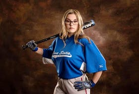 Temeka Stevens has played for several different baseball teams during her 15-year career. The L'Ardoise product has suited up for provincial teams as well as local teams. Along with playing female baseball, she's also spent time with male dominated teams. PHOTO SUBMITTED.