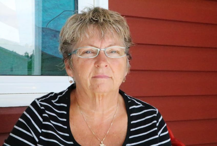 Bonita Pomeroy says she was led to believe a company that helped people with an application for a pardon was affiliated with the Parole Board of Canada. She has since lost hundreds of dollars and is facing a tangled application process after the company went bankrupt.