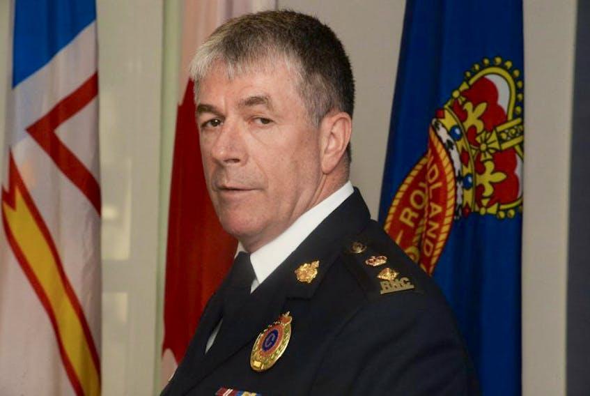 New Royal Newfoundland Constabulary Chief Joe Boland told The Telegram last week he doesn't think the organization is broken.