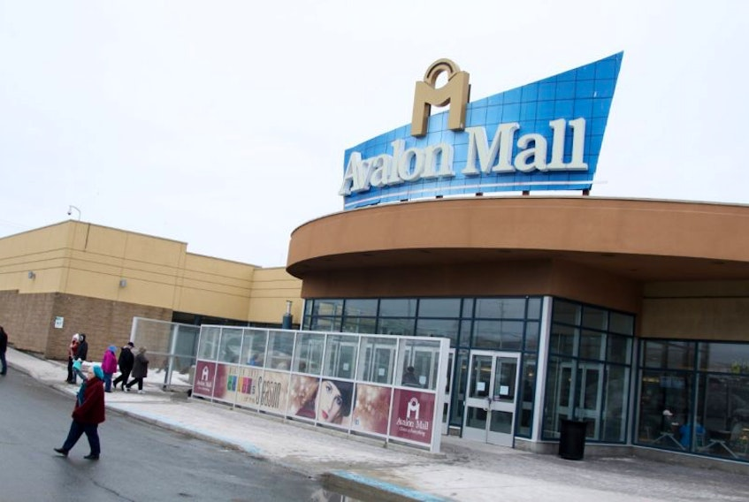 It's in the early stages, but the Avalon Mall has started work on a four-story parking garage on O'Leary Avenue. It's the first piece of infrastructure that is part of a multimillion-dollar redevelopment plan being rolled out over the next four to five years.