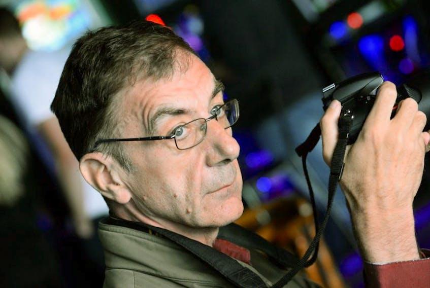 Amateur photographer Christopher Deacon.