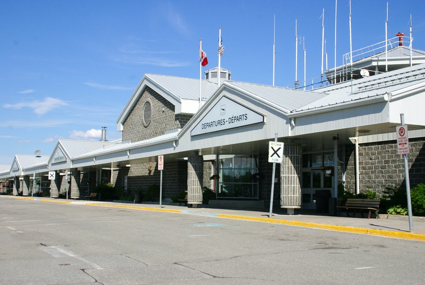 Deer Lake Regional Airport.