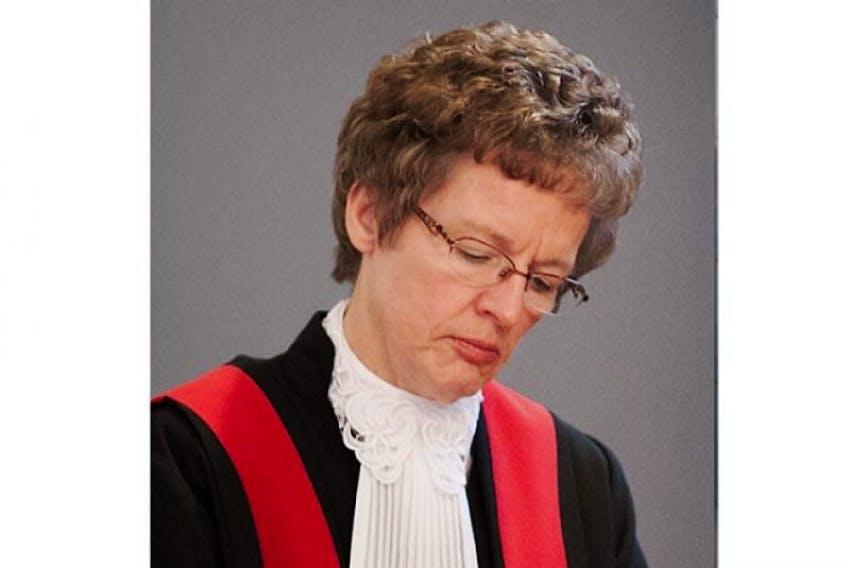 FILE PHOTO: Chief Provincial Court Judge Nancy Orr.