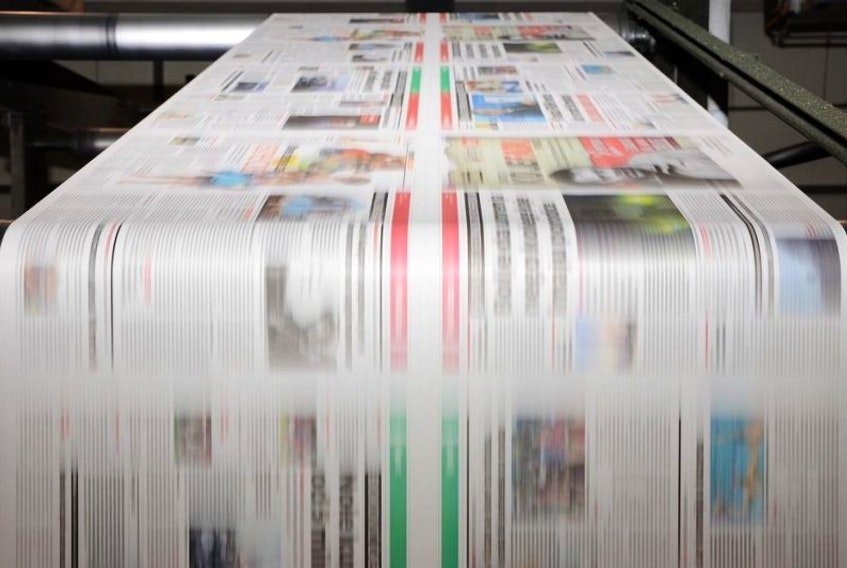 The Guardian's print-edition will not be published on Friday, Nov. 11, which is Remembrance Day.