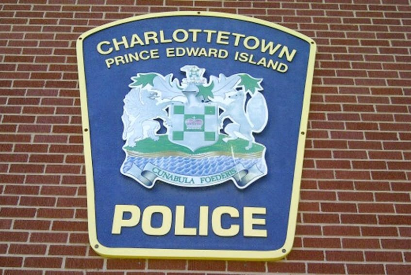The logo for the Charlottetown Police Services.