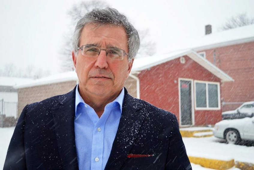 Richard Brown, MLA for District 12: Charlottetown - Victoria Park, is not thrilled about his new neighbours. Brown lives a few blocks away from the new Hells Angels hangaround club on Fitzroy Street and is hearing many concerns from residents in the area but is confident police are on top of it.