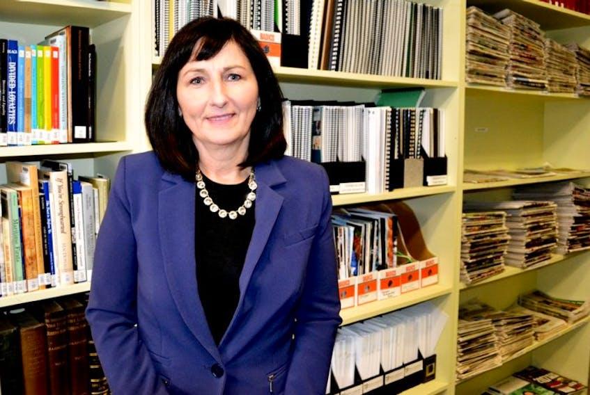 FILE PHOTO: Auditor general Jane MacAdam.