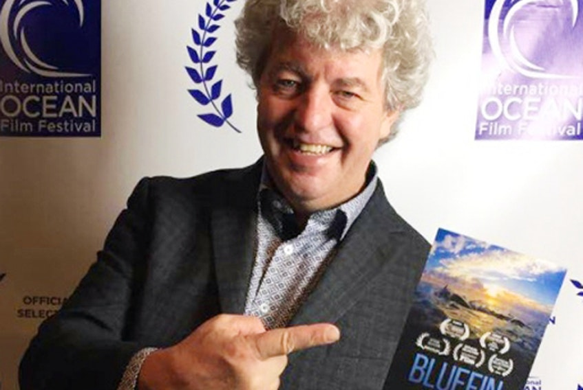 """P.E.I. filmmaker John Hopkins has been """"blown away"""" by how well his film has been received worldwide. SUBMITTED PHOTO"""