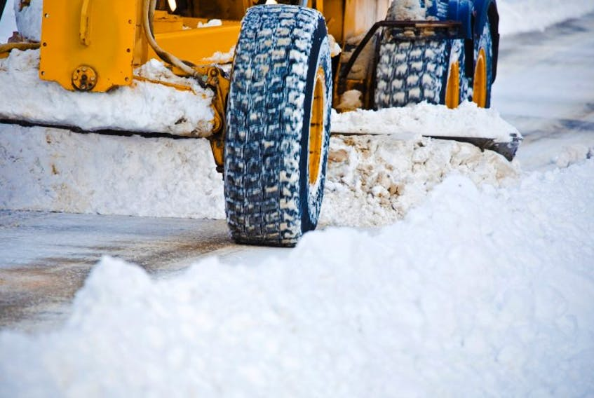Snow clearing and other TIR services in the Upper Vaughan area will be handled by the Brooklyn TIR base as of April 1, 2017.
