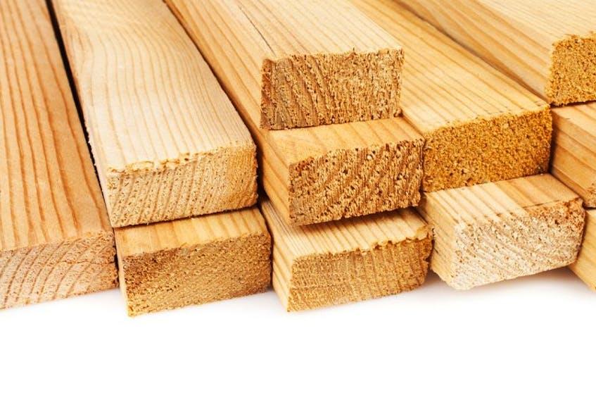 Wood planks.