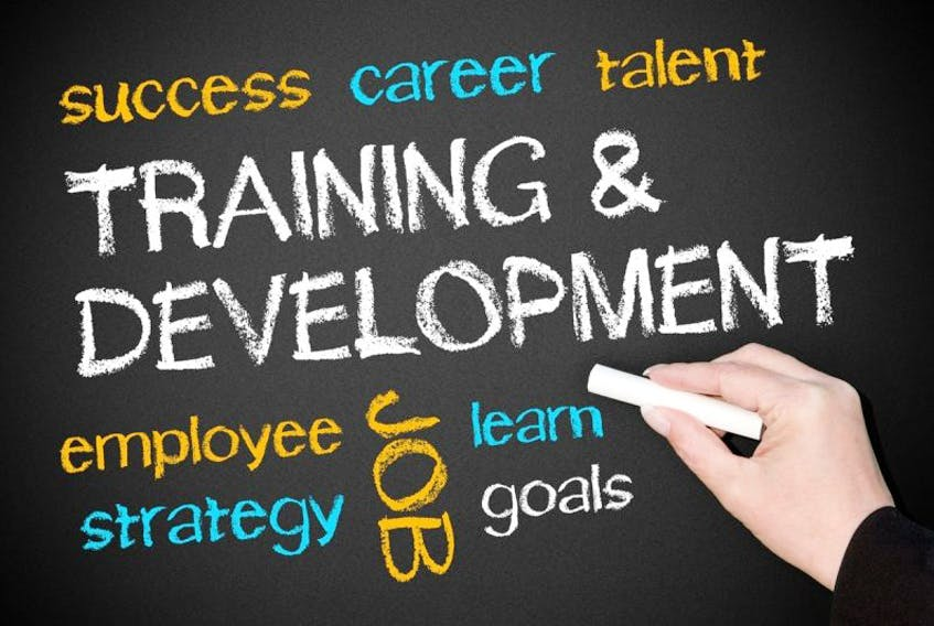 On-going training for business people is important.