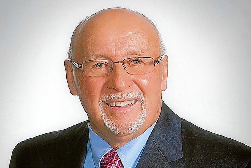 Summerside Mayor Bill Martin.