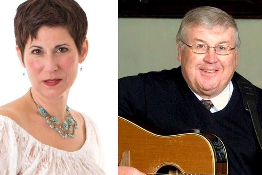 Kelley Mooney and Dino Dunsford are set to present a night of gospel music on Oct. 4.