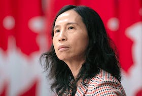 """Chief Public Health Officer of Canada Dr. Theresa Tam: """"There's obviously some gaps particularly in reporting to the national level that we do have to address."""""""