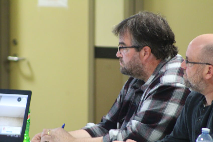 Coun. George Holland sympathized with the residents who spoke at the Three Rivers town council on March 9.
