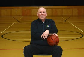 Tim Kendrick is the president of the new Eastern Canadian Basketball League.
