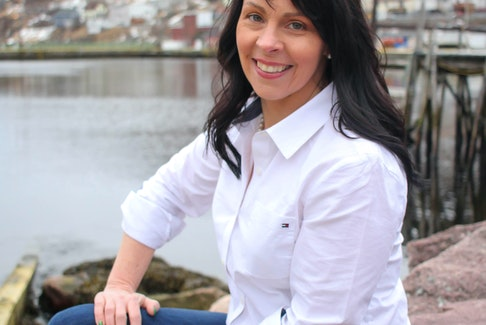 Janice Ryan, seen here in Petty Harbour, took over as the new president of Rudy's Courier Service in Deer Lake this past October. CONTRIBUTED